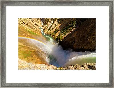 Usa, Wyoming, Grand Canyon Framed Print by Jaynes Gallery