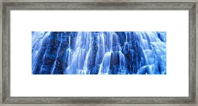 Usa, Wyoming, Yellowstone Park Framed Print by Panoramic Images