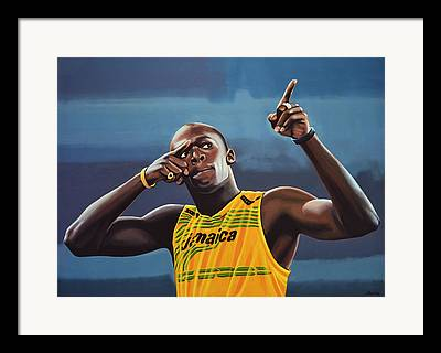 Metres Framed Prints