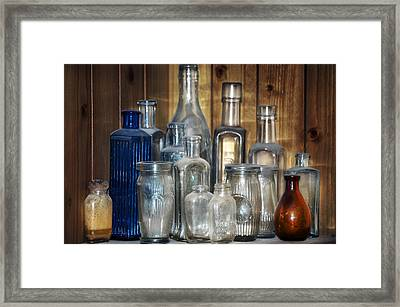 Used And Forgotten Framed Print by Svetlana Sewell
