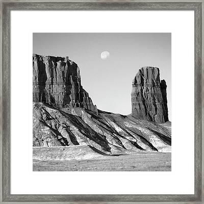Utah Outback 21 Framed Print by Mike McGlothlen