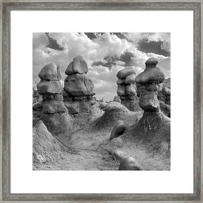 Utah Outback 23 Framed Print by Mike McGlothlen