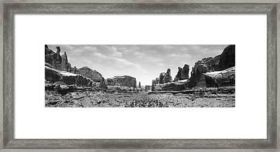 Utah Outback Framed Print by Mike McGlothlen