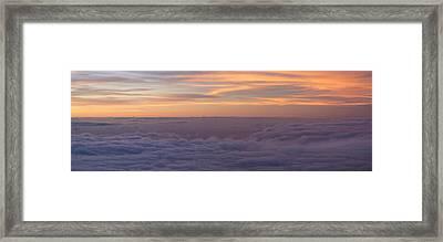Utopia Framed Print by Brad Scott
