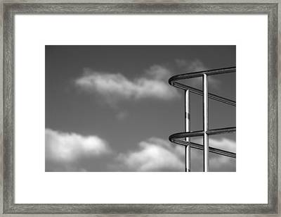 Utopia Framed Print by Peter Tellone