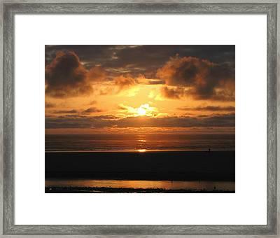 Utter Splendor Framed Print by Will Borden