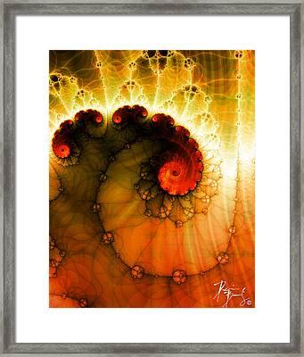 V-05 Framed Print