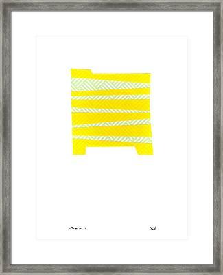 V-v-007 Framed Print by Moran  de Musee