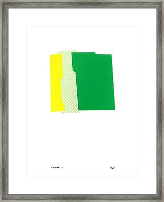 V-v-010 Framed Print by Moran  de Musee