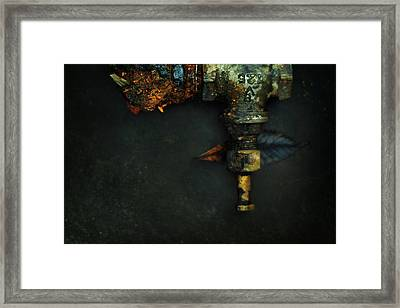 V125 And The Meaning Of Life Framed Print