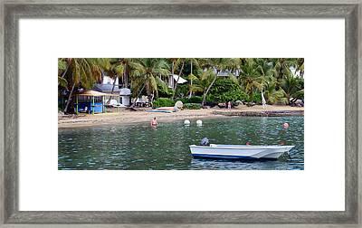 Vacation Framed Print by    Michael Glenn