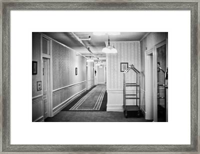 Vacation Framed Print by J Riley Johnson