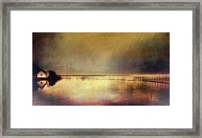 Valencian Landscape (2) Framed Print