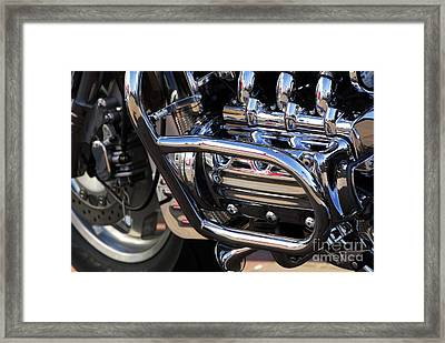 Valkyrie 1 Framed Print by Wendy Wilton