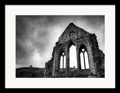 Valle Crucis Framed Prints