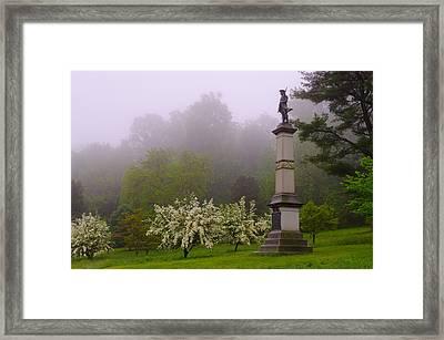 Valley Forge Framed Print