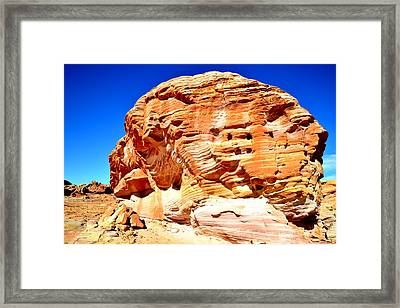 Valley Of Fire 67 Framed Print