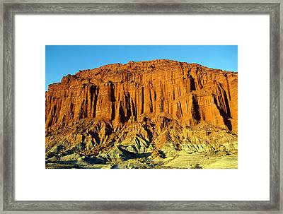 Valley Of The Moon, Argentina Framed Print by Francois Gohier