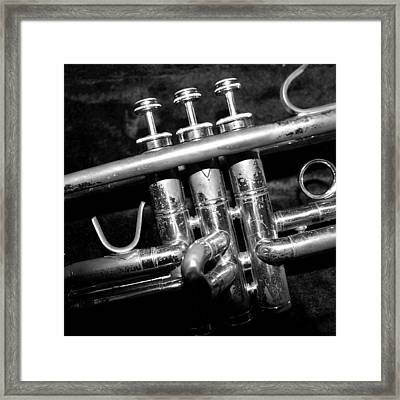 Valves Framed Print by Photographic Arts And Design Studio