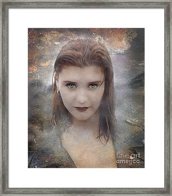 Vamp Framed Print by Bruce Stanfield