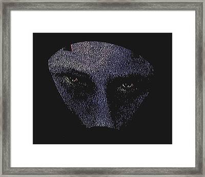 Vampire Night Framed Print