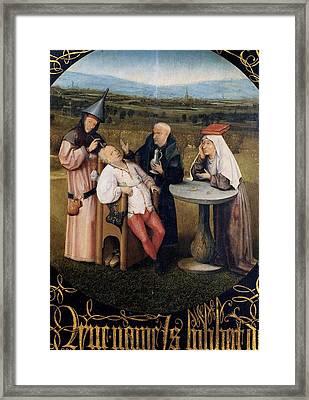 Van Aeken Joren Anthoniszoon Known Framed Print