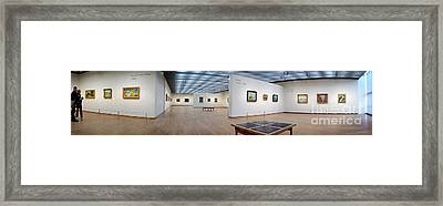 Van Gogh Museum Framed Print by Michael Edwards