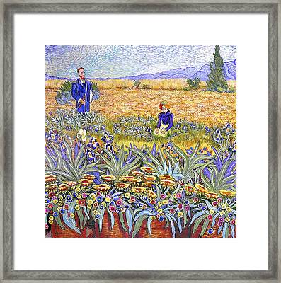 Van Gogh Revisited Framed Print