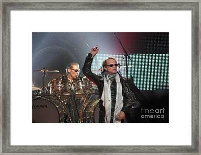 Van Halen-7148 Framed Print by Gary Gingrich Galleries