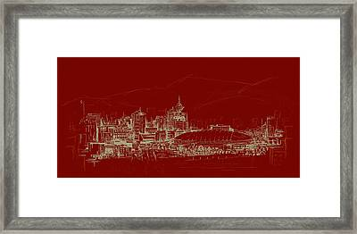 Vancouver Art 007 Framed Print by Catf