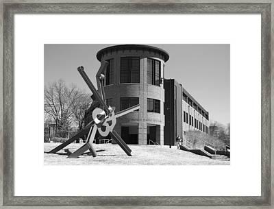Vanderbilt University Framed Print by Dan Sproul