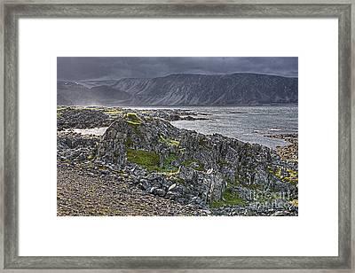 Varanger Coast Framed Print