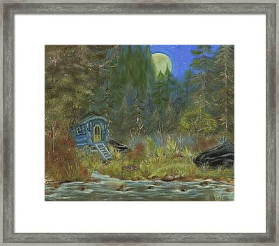 Vardo Dream Framed Print