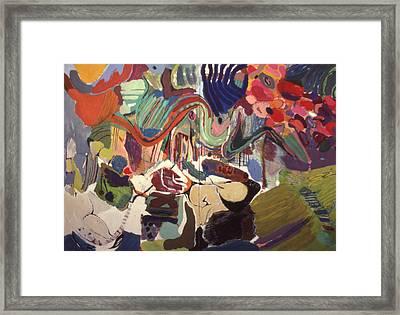 Variations#2 Framed Print