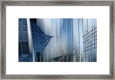 Various Architectural Detail  Alberta Framed Print