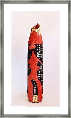 Vasa Humanitas No. 3 Framed Print