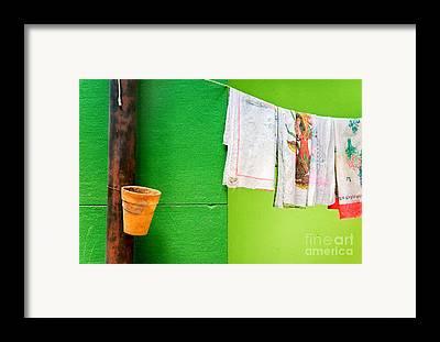 Colorful Framed Prints