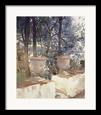 Sargent Paintings Framed Prints