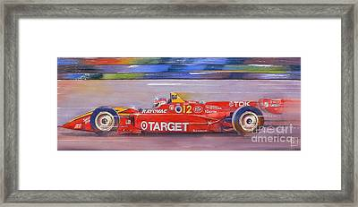 Vasser Framed Print by Robert Hooper