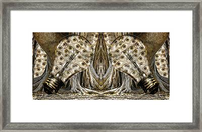 Vast Knowledge II Framed Print
