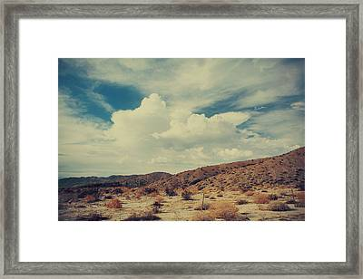 Vast Framed Print by Laurie Search