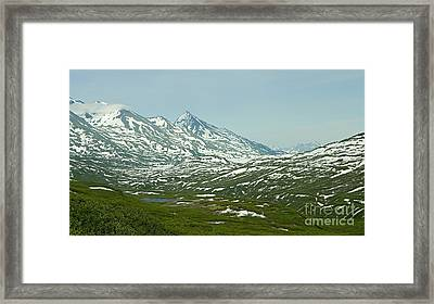 Framed Print featuring the photograph Vast by Nick  Boren