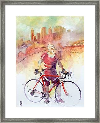 Vecchie Glorie Framed Print by Alessandro Andreuccetti