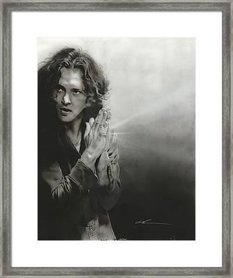 Vedder Iv Framed Print