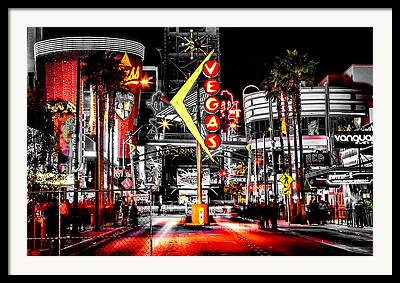 Fremont Framed Prints