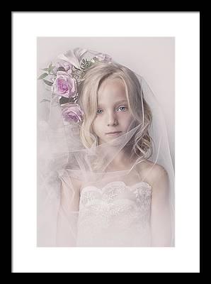 Portriats Framed Prints