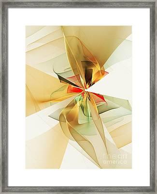 Veildance Series 1 Framed Print