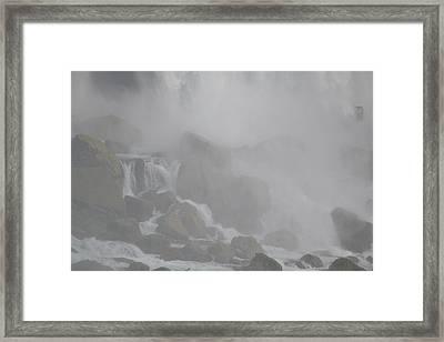 Veiled Land Framed Print by Kiros Berhane