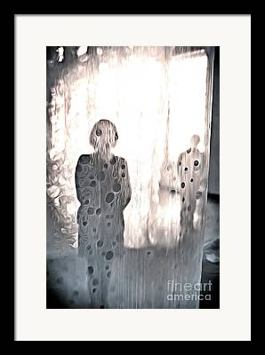 Figure Based Photographs Framed Prints