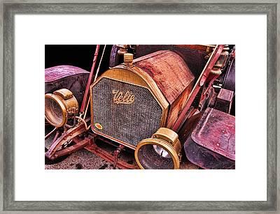 Velie Framed Print by Norm Hoekstra